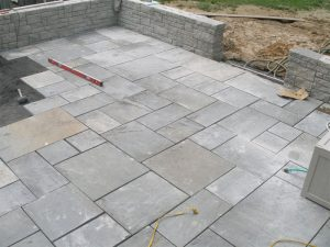 yardley pa blue stone patio colors