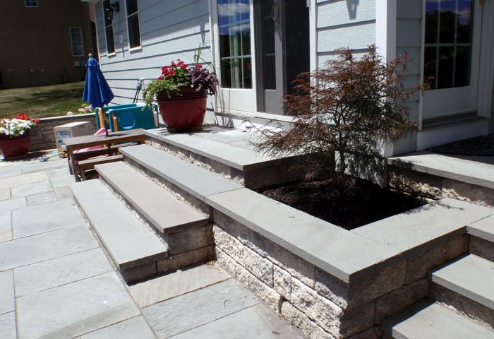 yardley pa blue stone patio company