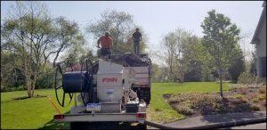 bucks county mulching company
