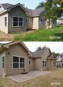 concrete paver patio contractor warrington