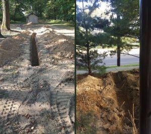drainage company bucks county