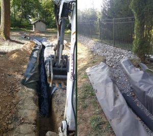 drainage solutions bucks county