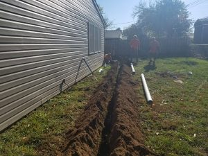 drainage solutions bucks county