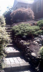 huntington valley stone steps