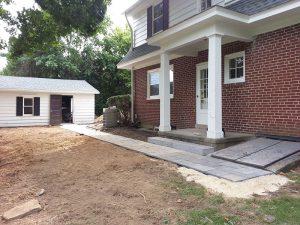 paver walkway contractor langhorne manor