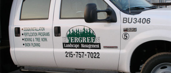 landscaping company in bucks county
