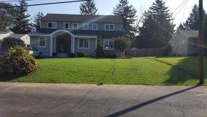 lawn renovation bucks county pa