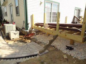composite deck installation ne philadelphia