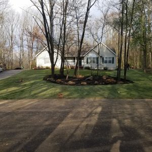 new hope pa lawn installation