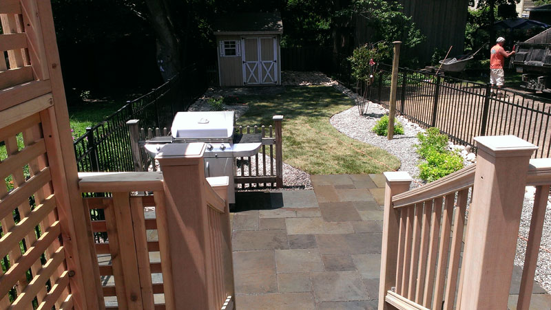 newtown pa fence company