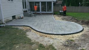 newtown pa patio installation company