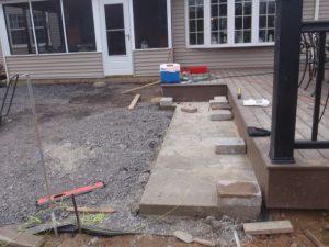 bucks county patio kitchen contractor