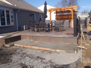 bucks county outdoor kitchen construction