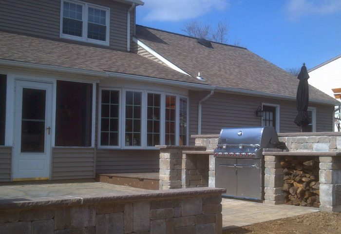 outdoor kitchen designer bucks county