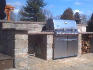 outdoor kitchen contractor bucks county