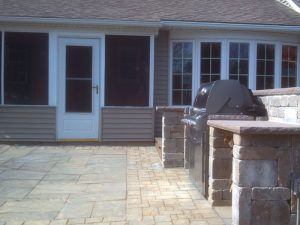 outdoor kitchen construction bucks county