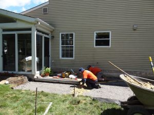 bensalem stone patio construction company