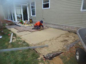 bensalem stone patio contractor