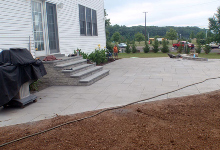 patio installation richboro pa bluestone