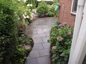 lambertville nj bluestone patio walkway