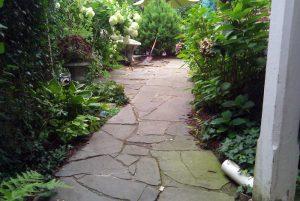 lambertville bluestone walkway ideas