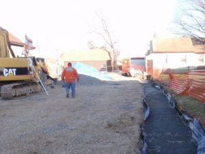 retaining wall contractor philly