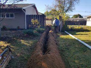 residentail drainage bucks county