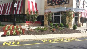 restaurant landscape design bensalem