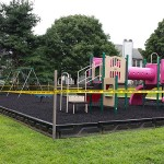 rubber mulch school bucks county