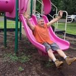 saftey padding playground