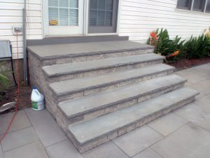 bluestone patio installation richboro pa