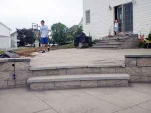 richboro pa bluestone patio designers