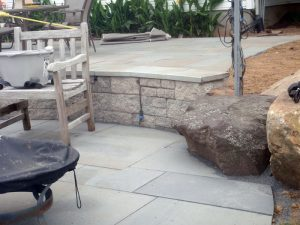 richboro pa bluestone patios