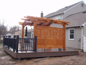 composite deck contractor yardley