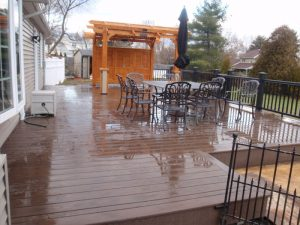composite deck building yardley