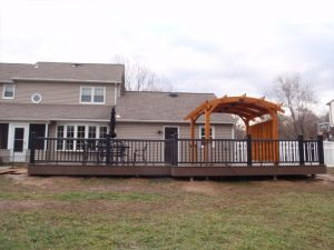 yardley pa composite deck contractors